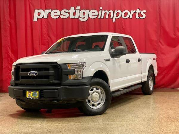 2015 Ford F-150 for sale at Prestige Imports in Saint Charles IL