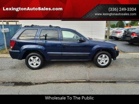 2005 Jeep Grand Cherokee for sale at LexingtonAutoSales.com in Lexington NC