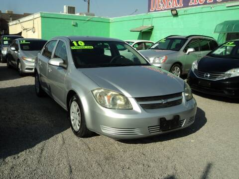 2010 Chevrolet Cobalt for sale at DESERT AUTO TRADER in Las Vegas NV