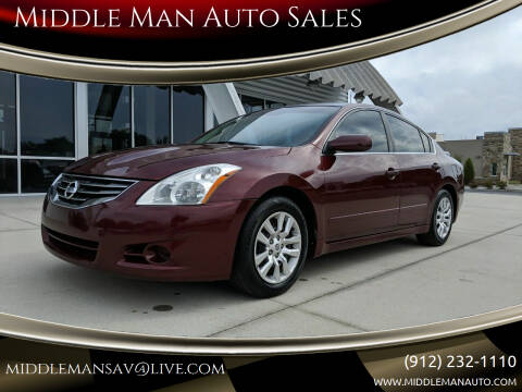 2011 Nissan Altima for sale at Middle Man Auto Sales in Savannah GA