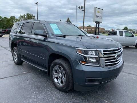 2019 Chevrolet Tahoe for sale at Dunn Chevrolet in Oregon OH