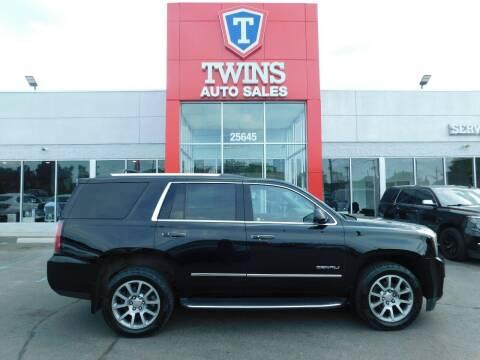 2016 GMC Yukon for sale at Twins Auto Sales Inc Redford 1 in Redford MI