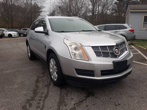2011 Cadillac SRX for sale at Select Luxury Motors in Cumming GA