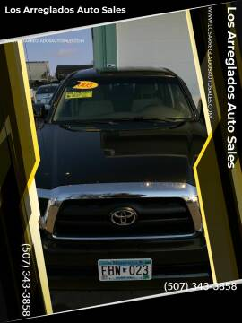 2005 Toyota Tacoma for sale at Los Arreglados Auto Sales in Worthington MN