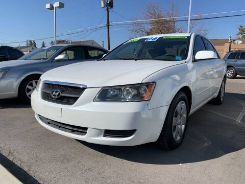 2006 Hyundai Sonata for sale at Berge Auto in Orem UT