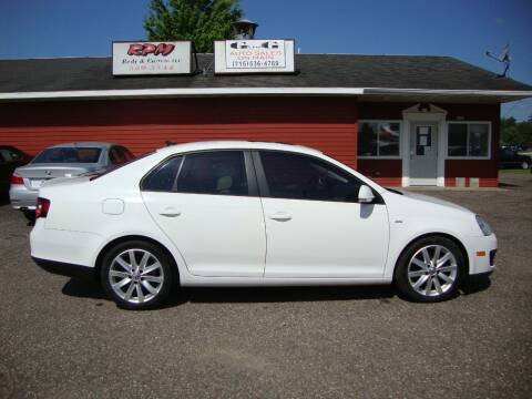 2010 Volkswagen Jetta for sale at G and G AUTO SALES in Merrill WI