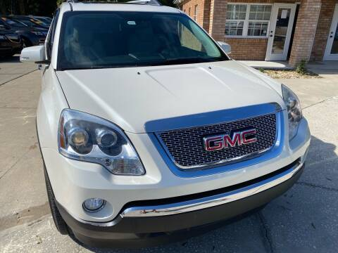 2010 GMC Acadia for sale at MITCHELL AUTO ACQUISITION INC. in Edgewater FL