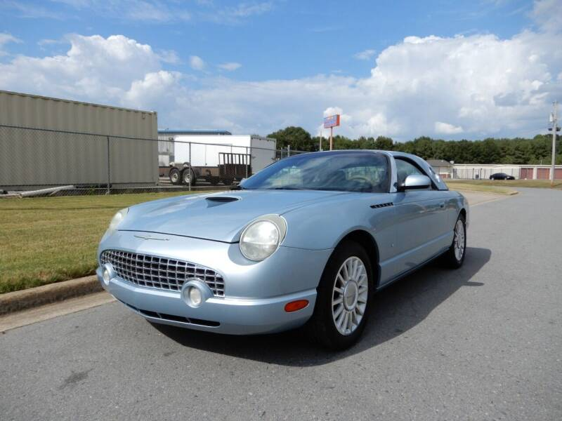 2004 Ford Thunderbird for sale at United Traders Inc. in North Little Rock AR
