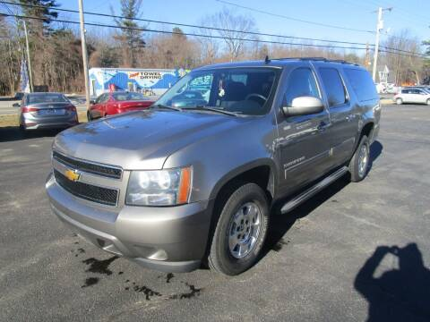 2012 Chevrolet Suburban for sale at Route 12 Auto Sales in Leominster MA