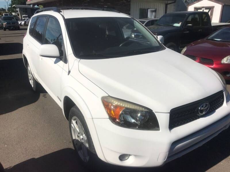 2007 Toyota RAV4 for sale at Chuck Wise Motors in Portland OR