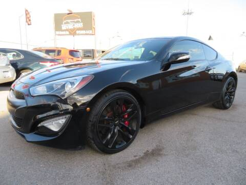 2015 Hyundai Genesis Coupe for sale at Moving Rides in El Paso TX