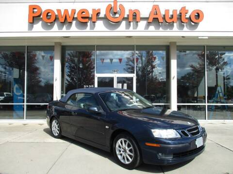 2005 Saab 9-3 for sale at Power On Auto LLC in Monroe NC