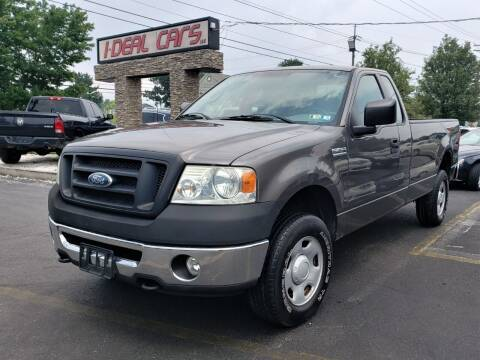 2008 Ford F-150 for sale at I-DEAL CARS in Camp Hill PA