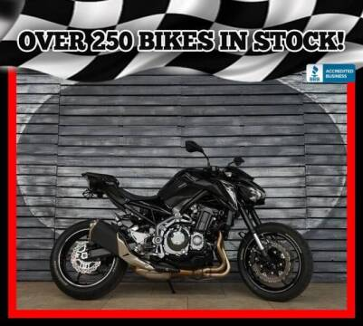 2017 Kawasaki Z900 for sale at Motomaxcycles.com in Mesa AZ