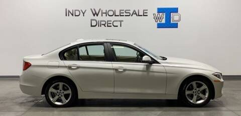 2014 BMW 3 Series for sale at Indy Wholesale Direct in Carmel IN