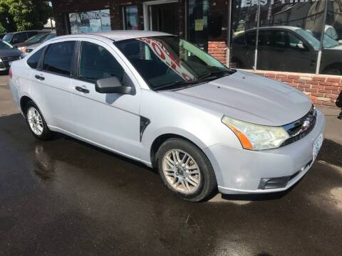 2008 Ford Focus for sale at Chuck Wise Motors in Portland OR