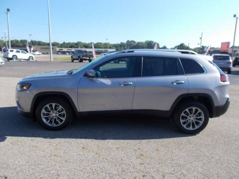 2019 Jeep Cherokee for sale at West TN Automotive in Dresden TN
