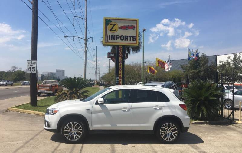 2019 Mitsubishi Outlander Sport for sale at A to Z IMPORTS in Metairie LA