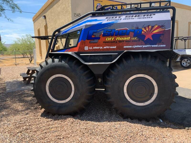 2018 Quadro/International Sherp for sale at AZ Classic Rides in Scottsdale AZ