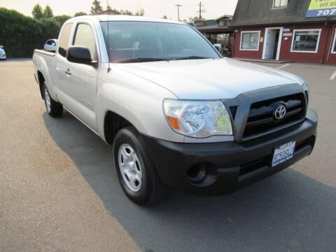 2006 Toyota Tacoma for sale at Tonys Toys and Trucks in Santa Rosa CA
