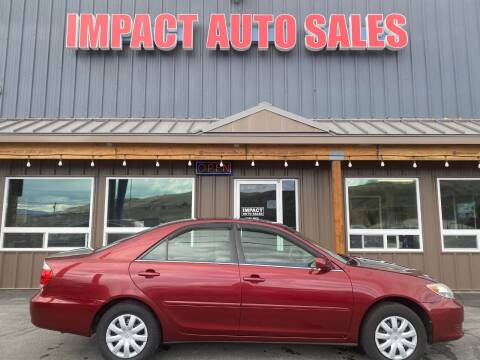 2006 Toyota Camry for sale at Impact Auto Sales in Wenatchee WA