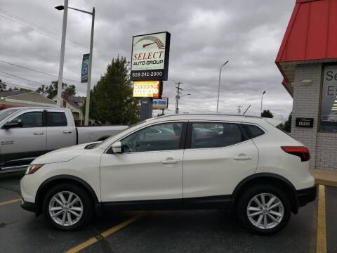 2017 Nissan Rogue Sport for sale at Select Auto Group in Wyoming MI