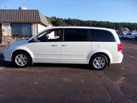 2012 Dodge Grand Caravan for sale at Welkes Auto Sales & Service in Eau Claire WI