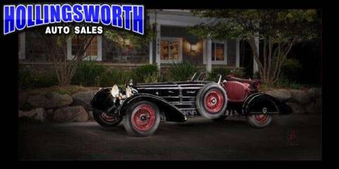 1930 Mercedes-Benz SSK for sale at Hollingsworth Auto Sales in Raleigh NC