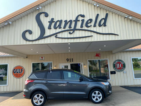 2016 Ford Escape for sale at Stanfield Auto Sales in Greenfield IN