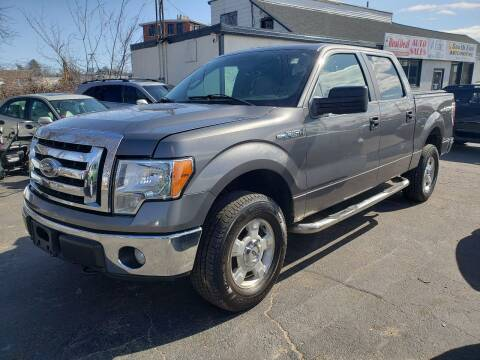 2011 Ford F-150 for sale at Real Deal Auto Sales in Manchester NH