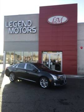 2013 Cadillac XTS for sale at Legend Motors of Detroit - Legend Motors of Ferndale in Ferndale MI