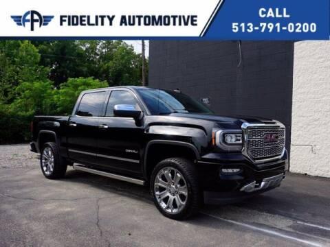 2018 GMC Sierra 1500 for sale at Fidelity Automotive LLC in Cincinnati OH