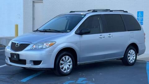 2005 Mazda MPV for sale at Carland Auto Sales INC. in Portsmouth VA