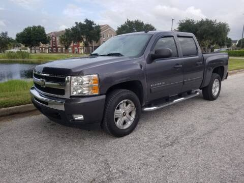 2010 Chevrolet Silverado 1500 for sale at Street Auto Sales in Clearwater FL