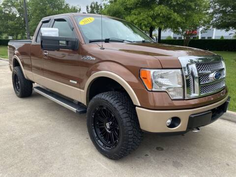 2011 Ford F-150 for sale at UNITED AUTO WHOLESALERS LLC in Portsmouth VA
