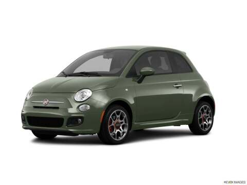 2013 FIAT 500 for sale at Kiefer Nissan Budget Lot in Albany OR