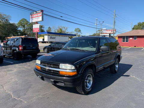 2004 Chevrolet Blazer for sale at Sam's Motor Group in Jacksonville FL