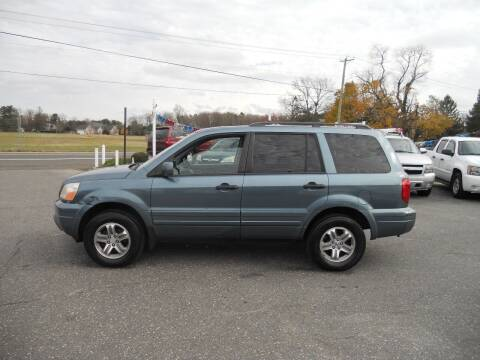 2005 Honda Pilot for sale at All Cars and Trucks in Buena NJ
