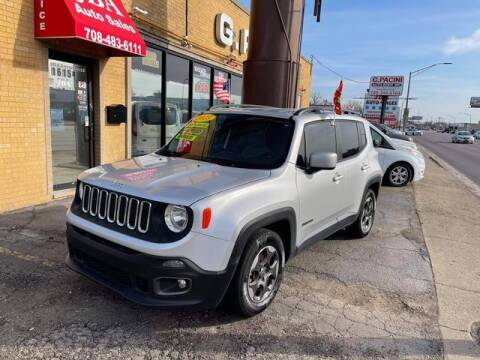 2015 Jeep Renegade for sale at JBA Auto Sales Inc in Stone Park IL