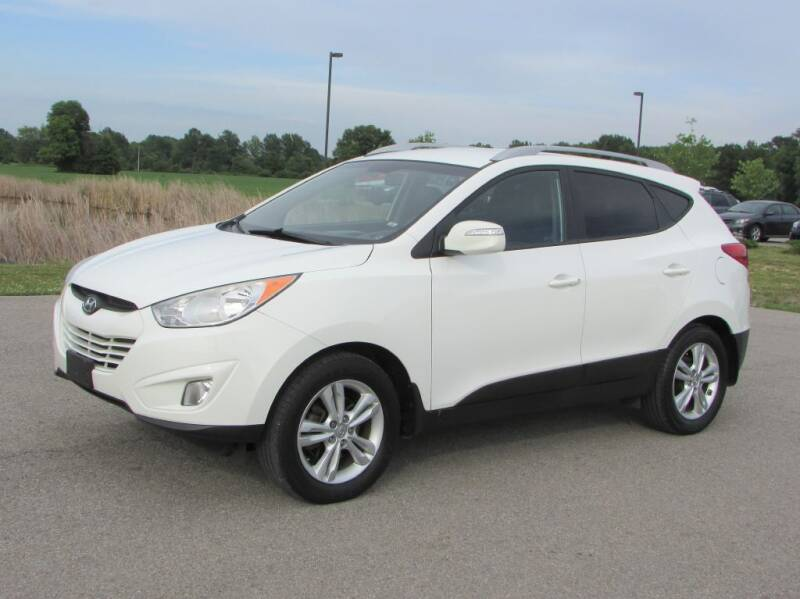 2013 Hyundai Tucson for sale at 42 Automotive in Delaware OH