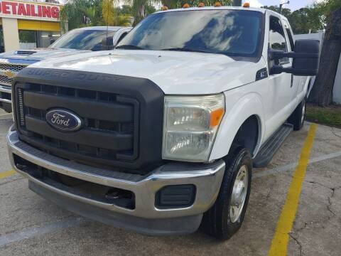 2012 Ford F-250 Super Duty for sale at Autos by Tom in Largo FL