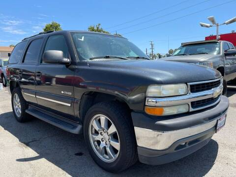 2005 Chevrolet Tahoe for sale at CARCO SALES & FINANCE #3 in Chula Vista CA