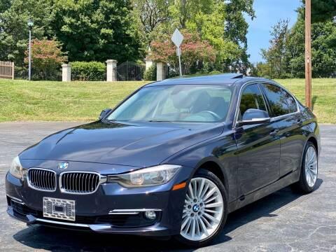 2014 BMW 3 Series for sale at Sebar Inc. in Greensboro NC