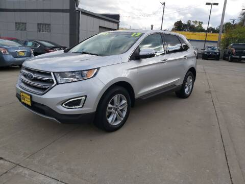 2017 Ford Edge for sale at GS AUTO SALES INC in Milwaukee WI