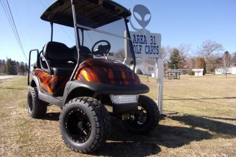 2018 Club Car Precedent 4 Passenger 48 Volt for sale at Area 31 Golf Carts - Electric 4 Passenger in Acme PA