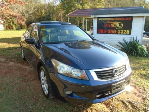 2009 Honda Accord for sale at Hot Deals Auto LLC in Rock Hill SC