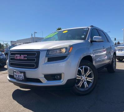 2016 GMC Acadia for sale at LUGO AUTO GROUP in Sacramento CA