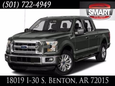 2016 Ford F-150 for sale at Smart Auto Sales of Benton in Benton AR
