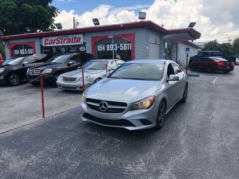 2014 Mercedes-Benz CLA for sale at CARSTRADA in Hollywood FL