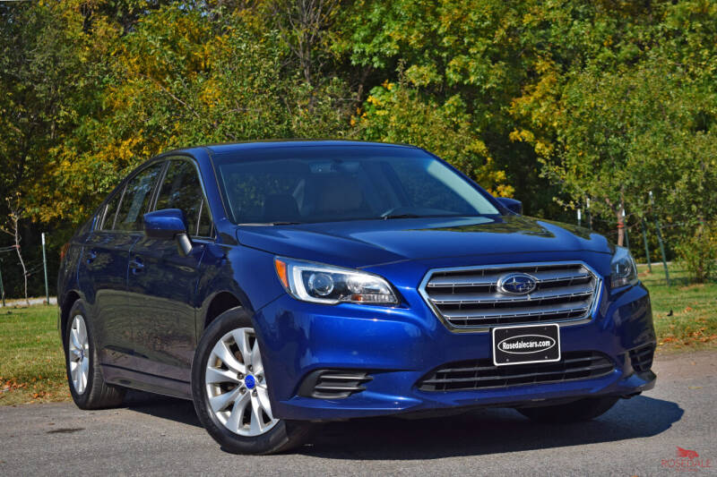 2017 Subaru Legacy for sale at Rosedale Auto Sales Incorporated in Kansas City KS